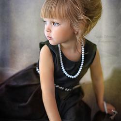 Пазл онлайн: Маленькая королева