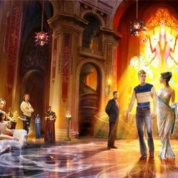 Пазл онлайн: Новые боги