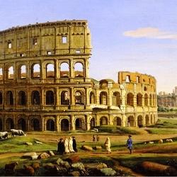 Пазл онлайн: Колизей