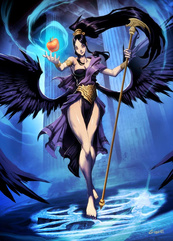 greek mythology and eris Greek mythology is a vast subject with a seemingly infinite number of members consequently, only the chief individuals such as, zeus, hera, athena and ares, are.