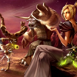 Пазл онлайн: World of Warcraft
