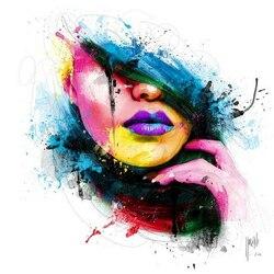 Пазл онлайн: Яркие краски