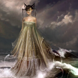 Пазл онлайн: Повелительница бури