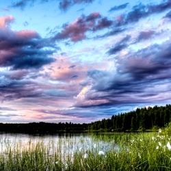 Пазл онлайн: Пейзажи Финляндии