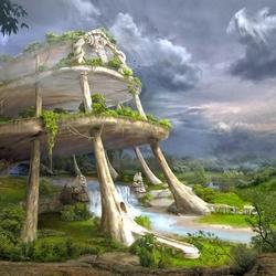 Пазл онлайн: Храм забытых богов