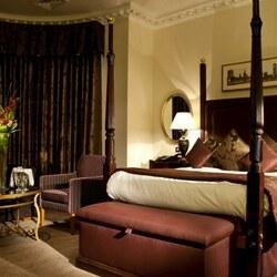 Пазл онлайн: Номер в отеле