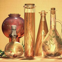 Пазл онлайн: Оливковое масло