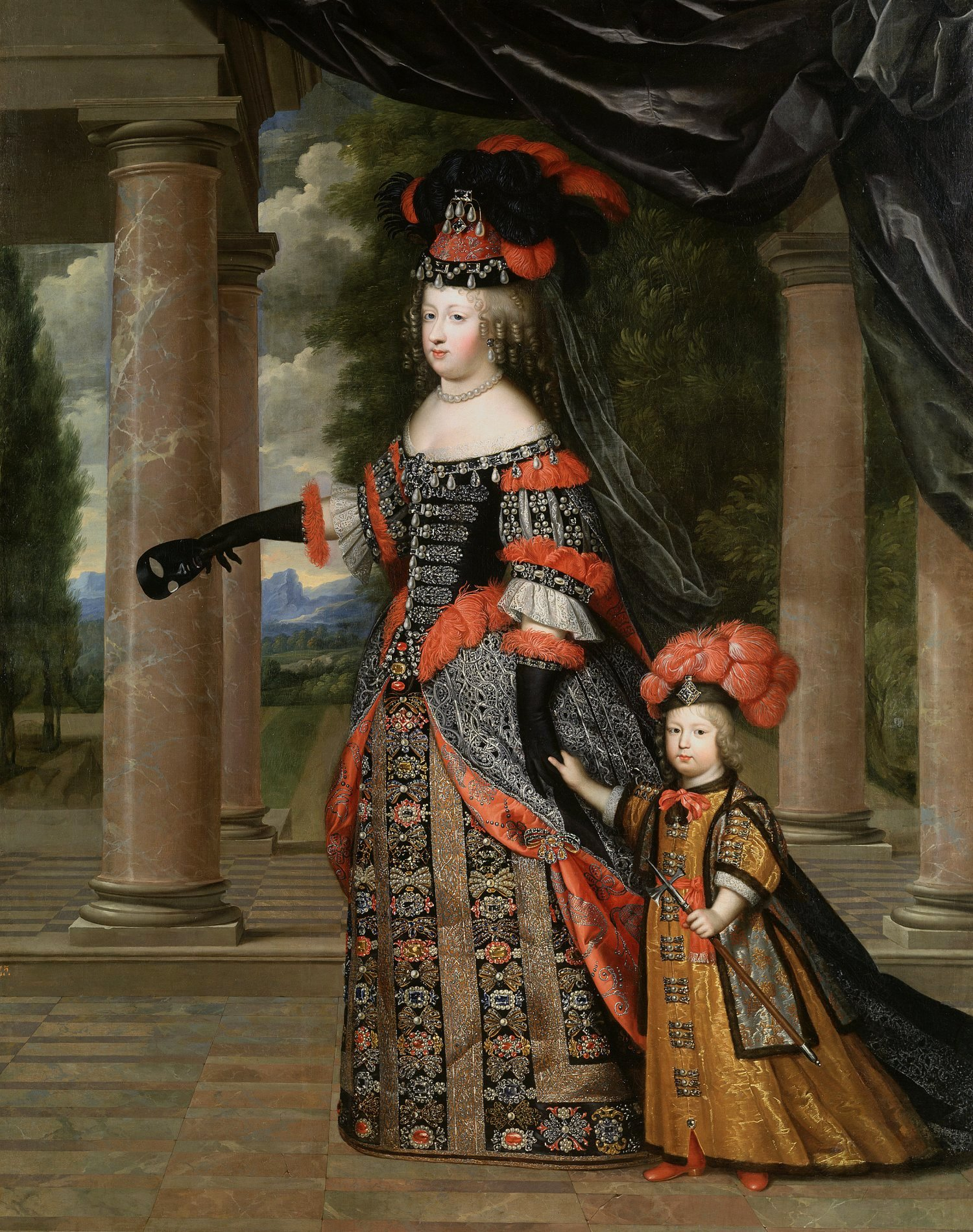 17th century fashion in france 6