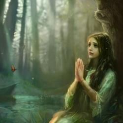 Пазл онлайн: Молитва