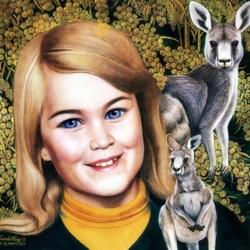 Пазл онлайн: Дети Австралии