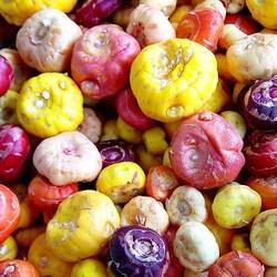 Пазл онлайн: Луковицы гладиолуса