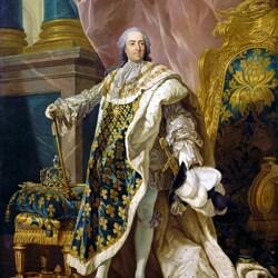 Пазл онлайн: Людовик XV