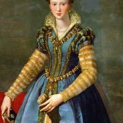 Пазл онлайн: Maria de Medici
