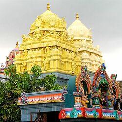 Пазл онлайн: Храм Varadharaja Perumal