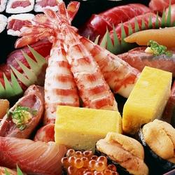 Пазл онлайн: Для любителей суши
