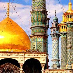 Пазл онлайн: Ажурные фрагменты мечетей