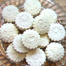 Пазл онлайн: Нарядное печенье