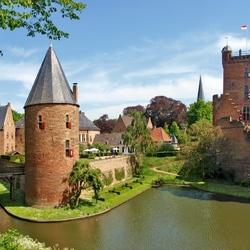 Пазл онлайн: Замок Берга. Нидерланды