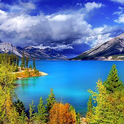 Пазл онлайн: Природа Канады
