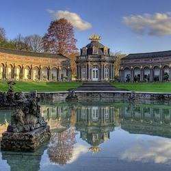 Пазл онлайн: Эрмитаж в Байройте. Германия