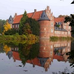 Пазл онлайн: Замок Хертена