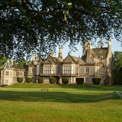 Пазл онлайн: Замок Лауристон. Шотландия