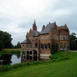 Пазл онлайн: Замок Вискирк