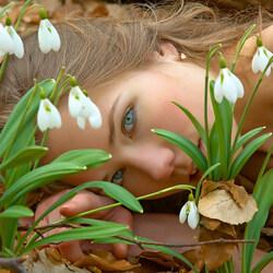 Пазл онлайн: Несорванная красота