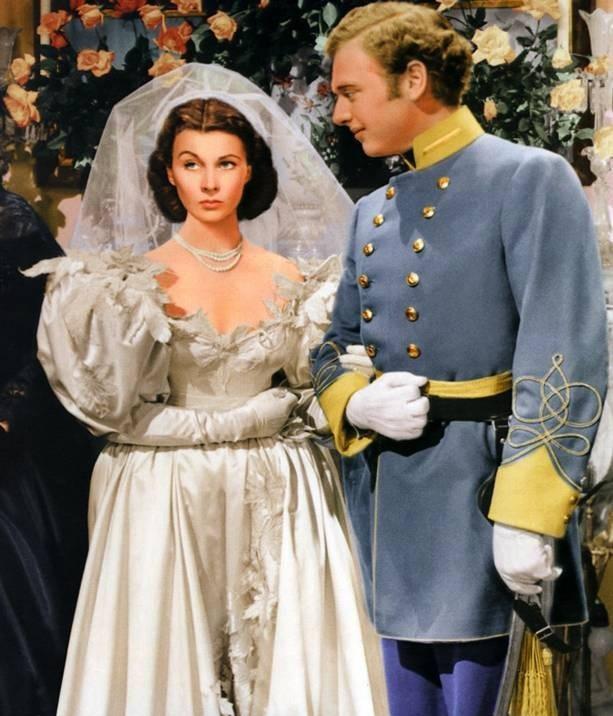 Картинки по запросу унесенные ветром свадьба