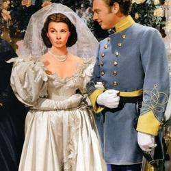 Пазл онлайн: Унесенные ветром. Свадьба
