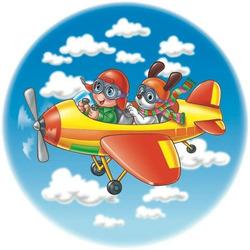 Пазл онлайн: Лётчик