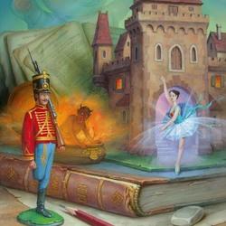 Пазл онлайн: Сказки Андерсена