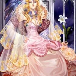 Пазл онлайн: Принцесса-невеста