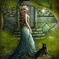 Пазл онлайн: Fairytale / Сказка
