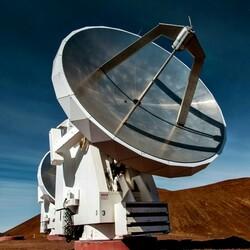 Пазл онлайн: Телескопы