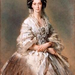 Пазл онлайн: Императрица Всея Руси Мария Александровна