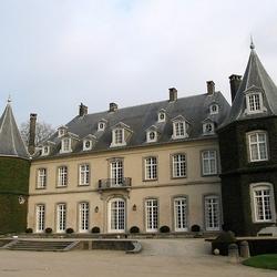 Пазл онлайн: Замок Solvay