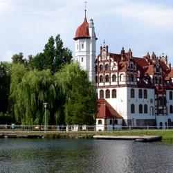 Пазл онлайн: Замок в Баварии