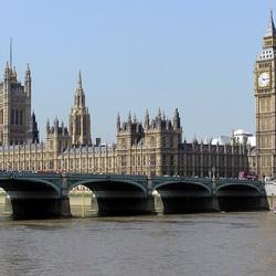 Пазл онлайн: Города Европы. Лондон