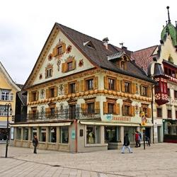 Пазл онлайн: Улицы Дорнбирна. Австрия