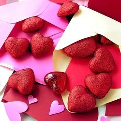 Пазл онлайн: Признание в любви
