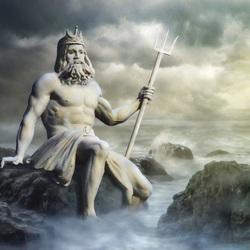 Пазл онлайн: Нептун