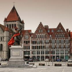 Пазл онлайн: Турнай (Tournai)