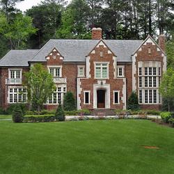 Пазл онлайн: Английский дом