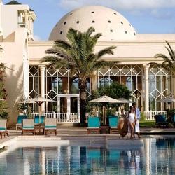 Пазл онлайн: Шикарный отель