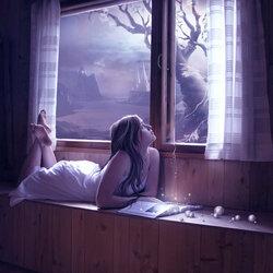 Пазл онлайн: Ночные грёзы