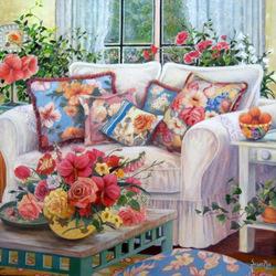 Пазл онлайн: Викторианская комната