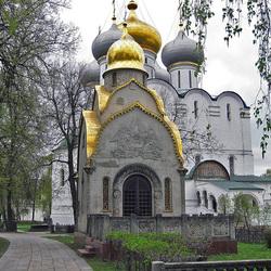 Пазл онлайн: Часовня-усыпальница Прохоровых