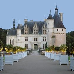 Пазл онлайн: Замок Шенонсо