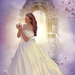 Пазл онлайн: Цветок магнолии